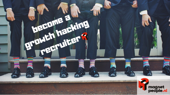 become a growth hacker recruiter
