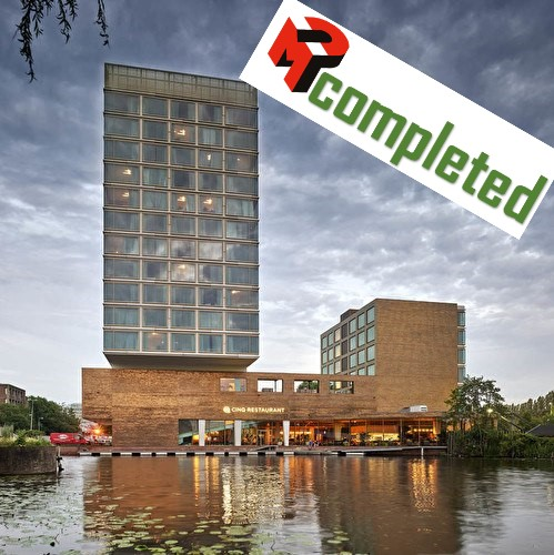 locatie Olympic Hotel amsterdam - completed Magnet-People