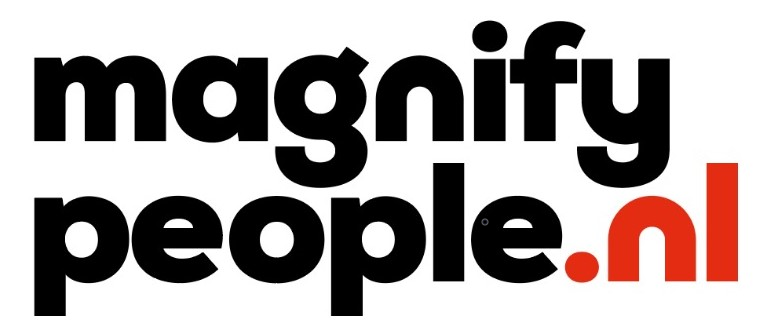 logo Magnify-People naam
